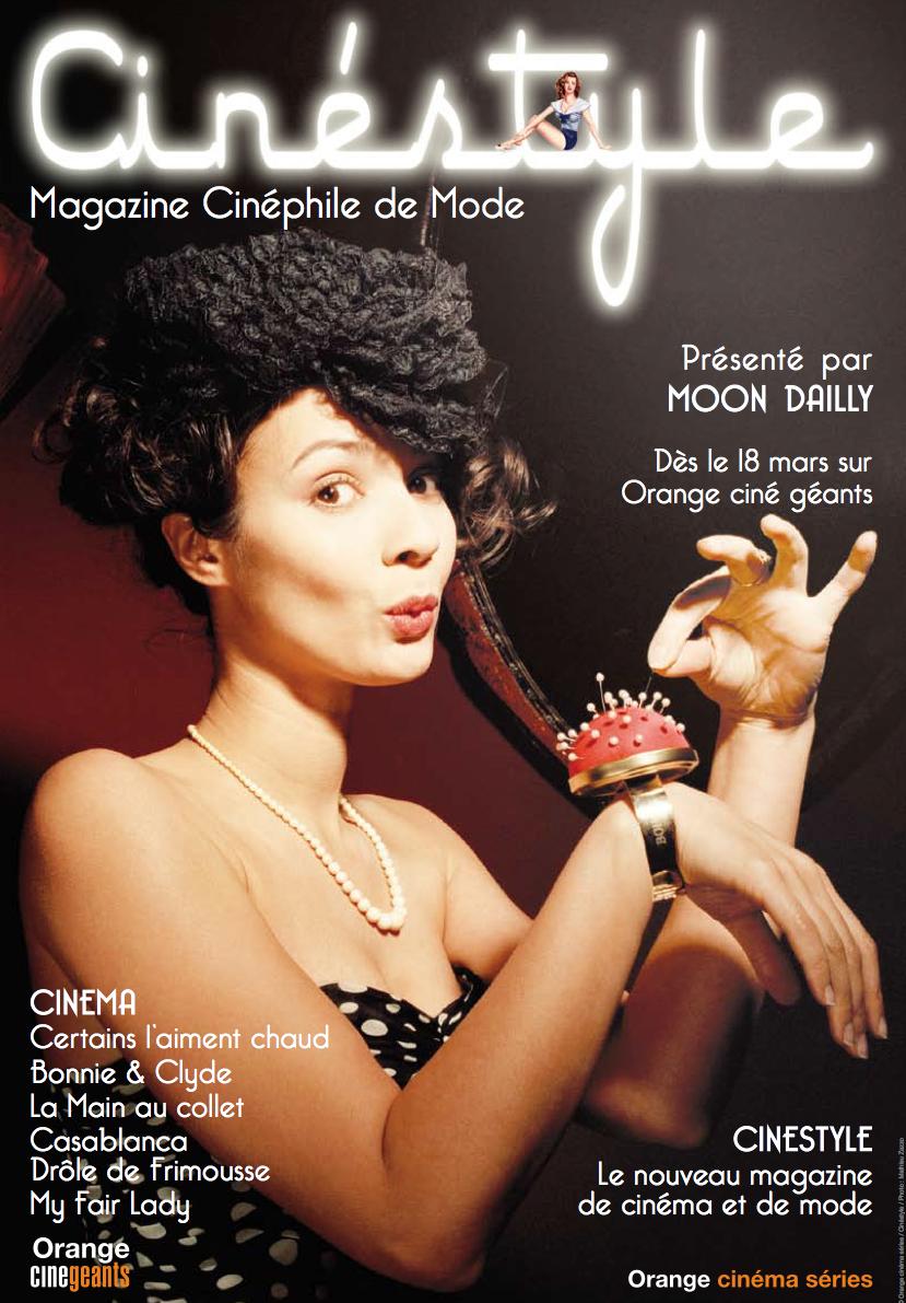 Traduction du Magazine Cinéstyle