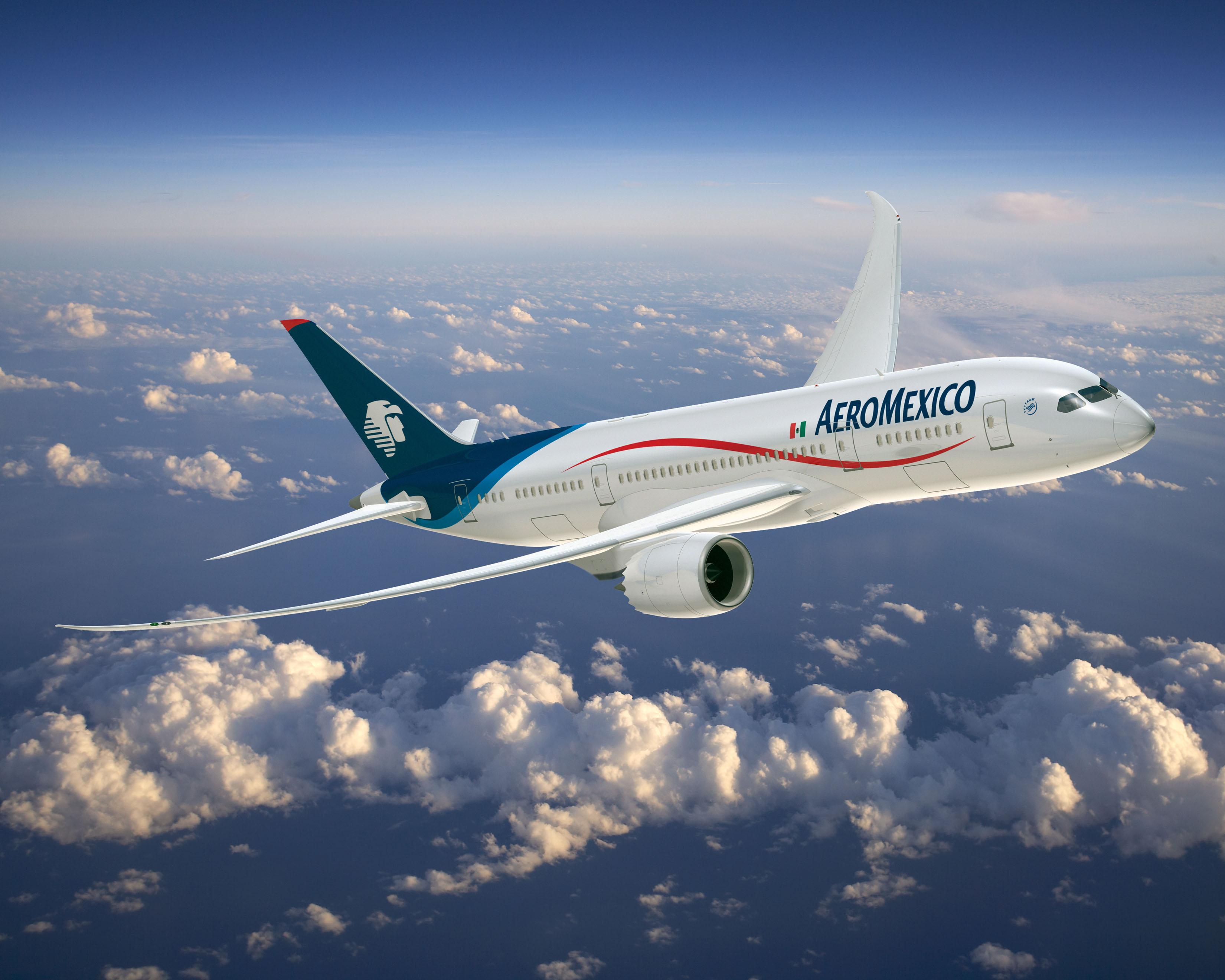 Traduction transport aérien Aeromexico