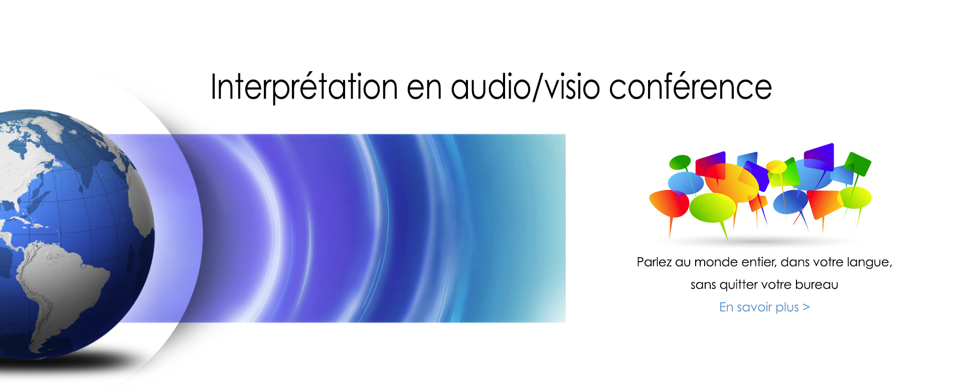 interprétation audio visio