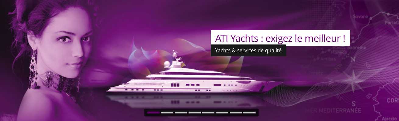 Traduction site internet dans le domaine du yachting
