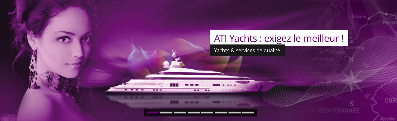Traduction site internet dans le domaine du yachting