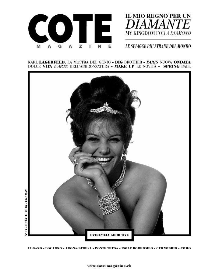 Traduction du magazine Cote Lugano