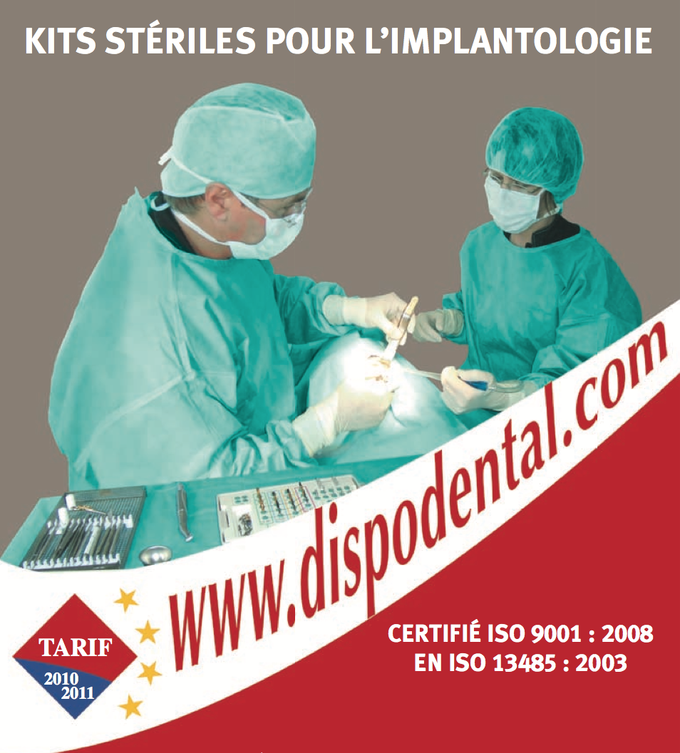 Traduction médicale implantologie