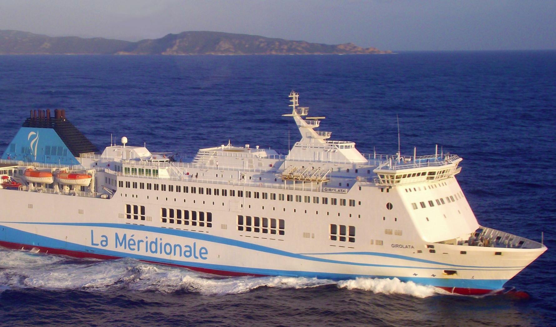 Traduction du site internet de la compagnie maritime La Méridionale en 3 langues (italien, anglais, espagnol)