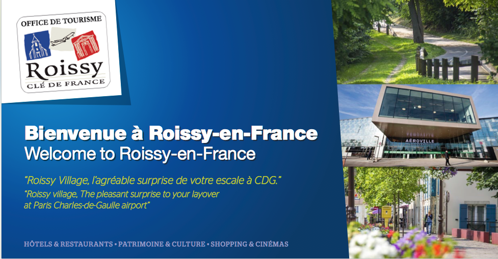 Traduction pour la ville de Roissy