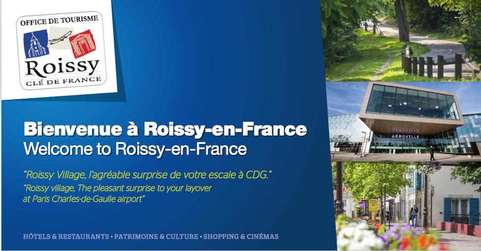 Traduction pour la ville de Roissy