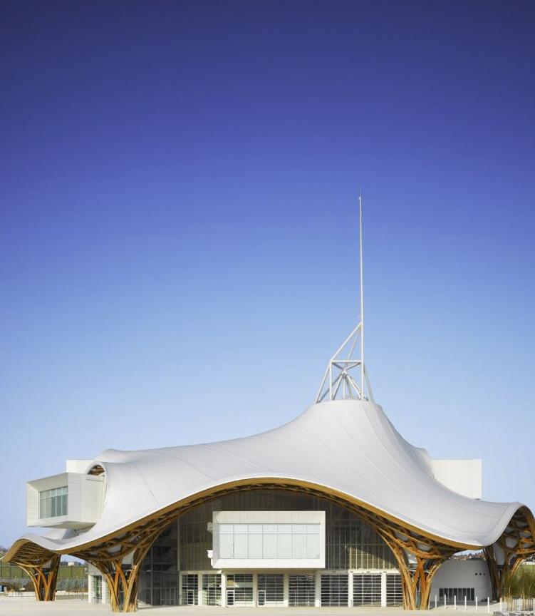Traduction artistique pour le Centre Pompidou-Metz