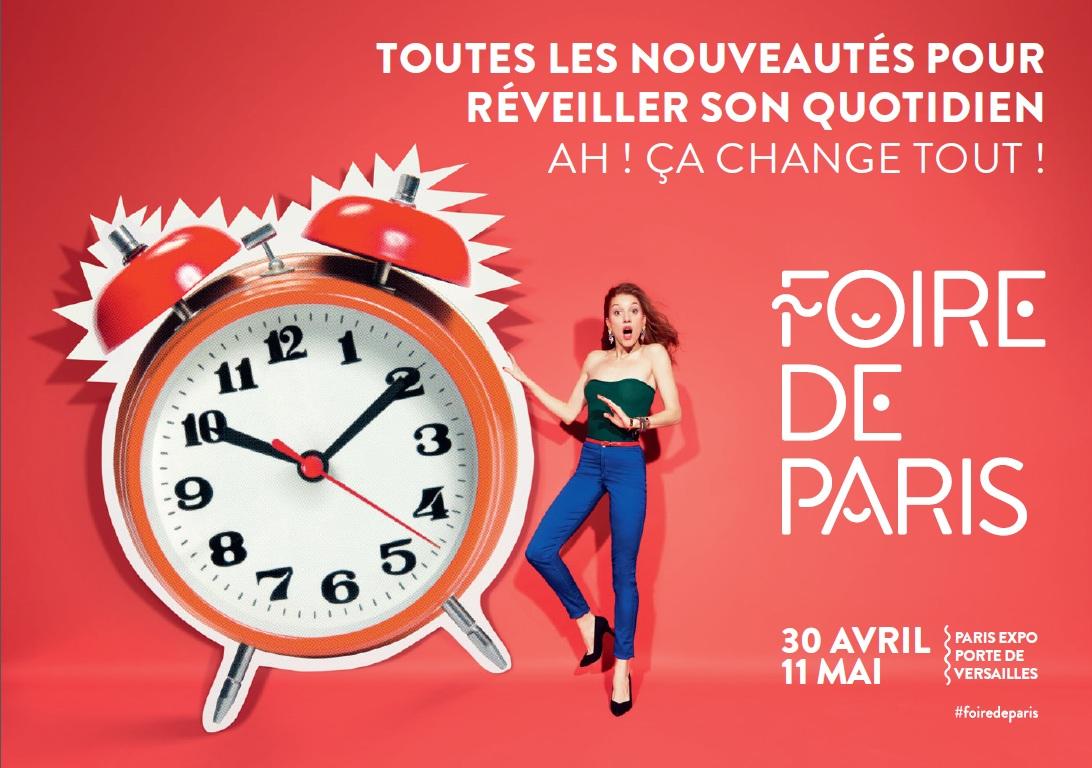 Traduction Foire de Paris 2014