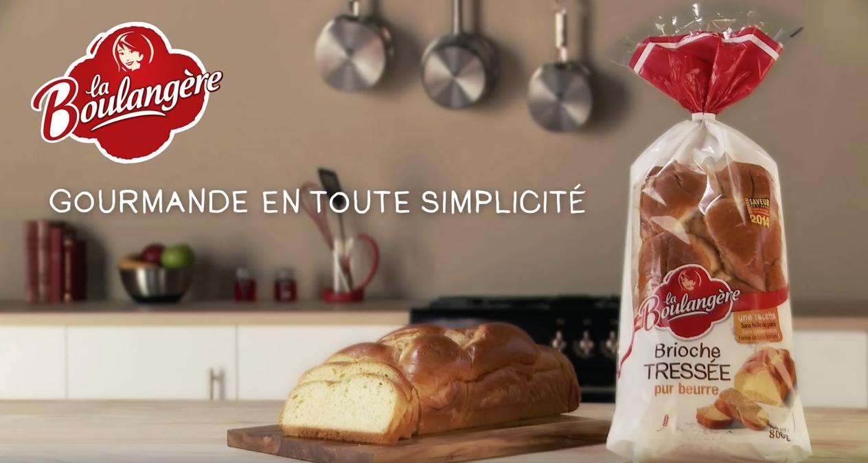Packaging multilingue La Boulangère