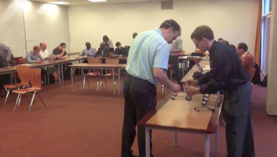 Interprétation francais anglais université du Mans