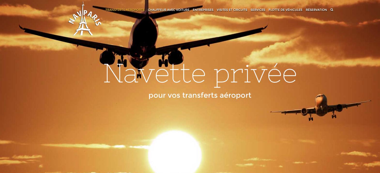 Atenao traduit le site web de Navparis