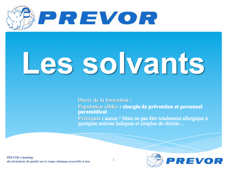 Traduction pour Prevor