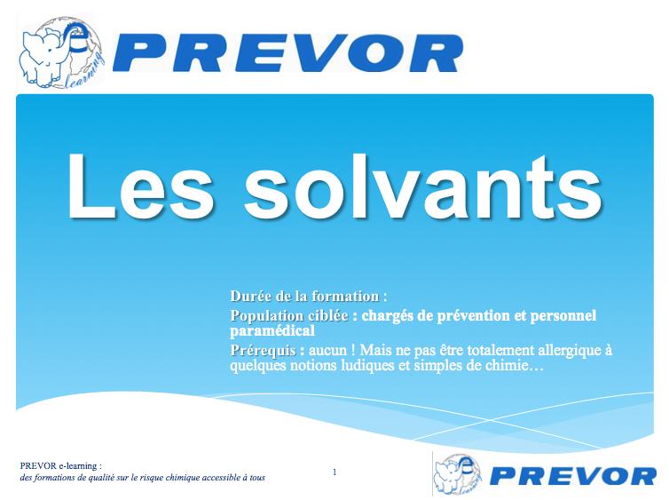 Traduction pour Prevor
